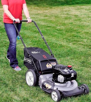 Review of Craftsman 37430 Gas Powered 3-in-1 Push Lawn Mower