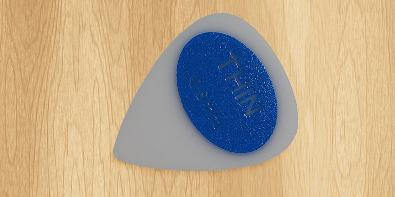 Review of Cool Pick Juratex Guitar Pick