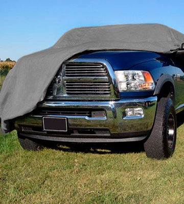 Review of Coverking UVCTFLEI98 Universal Fit Cover for Full Size Truck