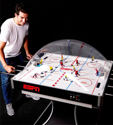 Review of ESPN Premium Dome Hockey Table
