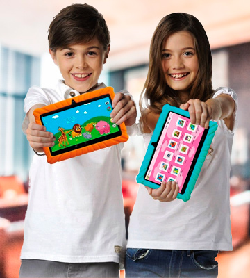 Review of Contixo LA703-KIDS-2 Kids Tablet