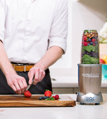 Review of Nutribullet NB9-1301 Blender/Mixer System