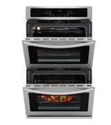 Frigidaire FFET2726TS Total Capacity Electric Double Wall Oven