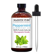 Majestic Pure Peppermint 100% Pure Essential Oil