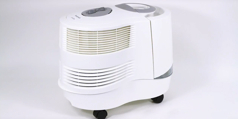 Review of Honeywell Cool Moisture Console Humidifier