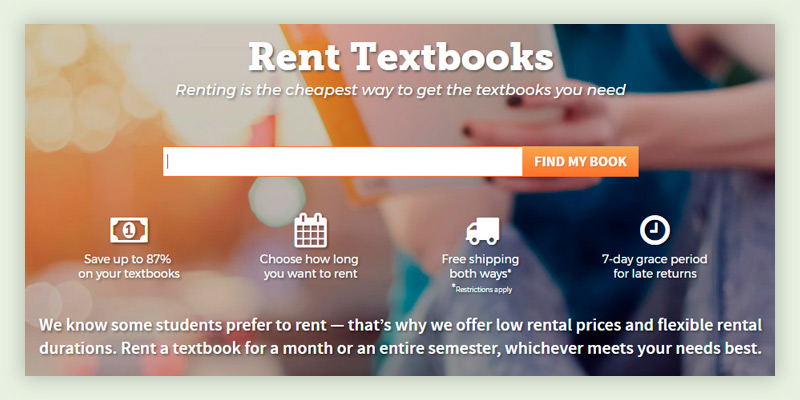 Review of Bookbyte Textbook Rental