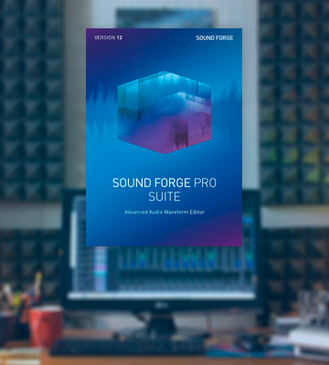 Review of MAGIX SOUND FORGE Pro 12 Suite