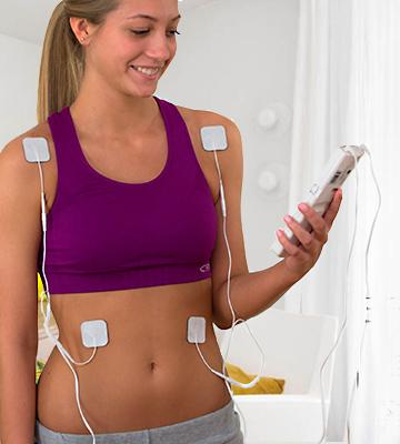 Review of Pure Enrichment PurePulse Portable, Handheld Tens Unit Muscle Stimulator