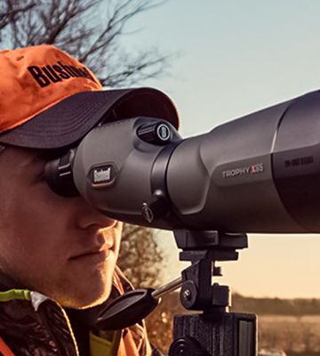 Review of Bushnell Trophy Xtreme Spotting Scope