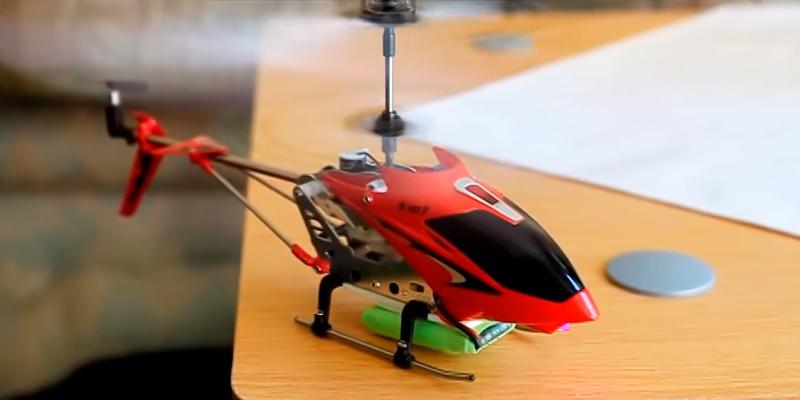 SYMA S107/S107G R/C Helicopter with Gyro in the use