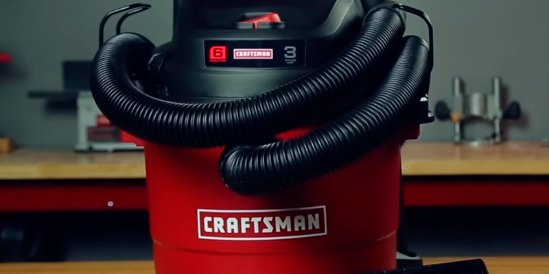 Review of Craftsman 12004 Wet-Dry Vac