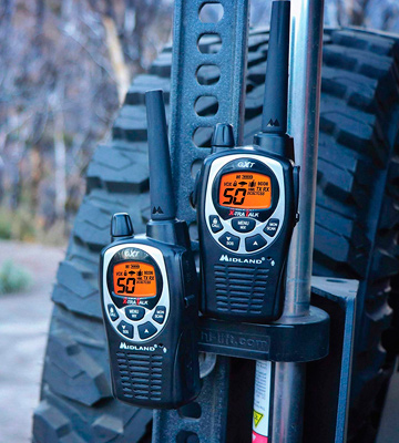 Review of Midland GXT1000X3VP4 Waterproof Two-Way Radio
