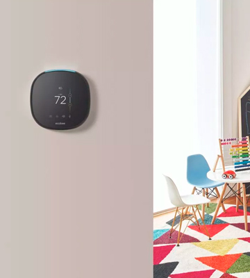 Review of ecobee 4 Smart Thermostat with Built-In Alexa
