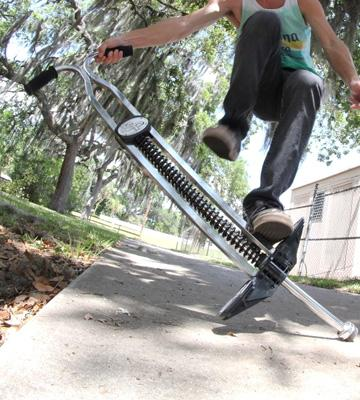 Review of Super Pogo 1505 Pogo Stick