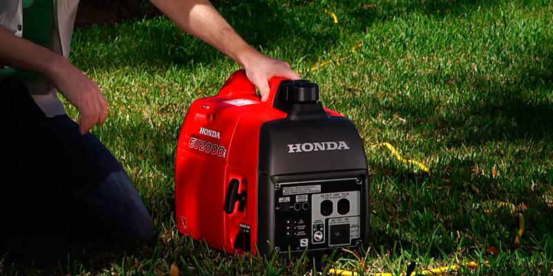 Review of Honda EU2000I Super Quiet Inverter Generator