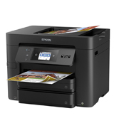 Epson WF-4730 Wireless All-in-One Color Inkjet Printer, Copier, Scanner with Wi-Fi Direct