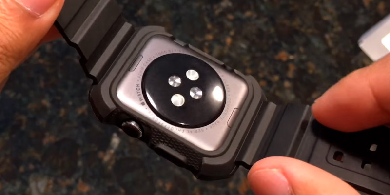 Detailed review of Supcase Unicorn Beetle PRO Apple Watch Protective Case