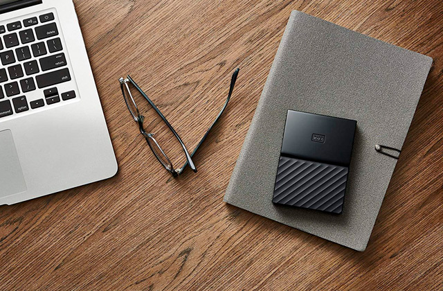 Comparison of External Hard Drives for Mac