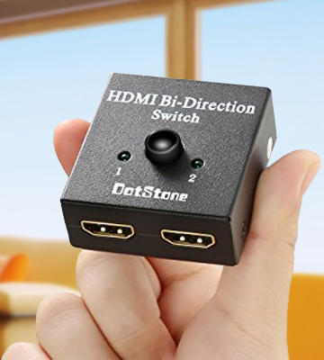 Review of DotStone HDSW1201 HDMI Switcher