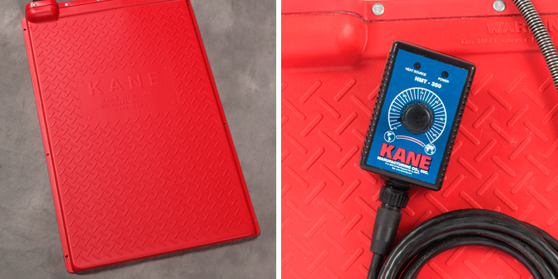 Review of Kane 18x28 Thermostat Control Pet Heat Mat