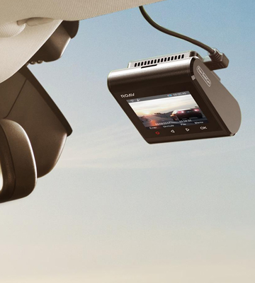 Review of Roav AK-R2120112 Dash Cam C1 Pro