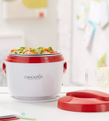 Review of Crock-Pot SCCPLC200-R Lunch Crock Food Warmer