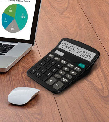 Review of Helect (H1001) Standard Function Desktop Calculator