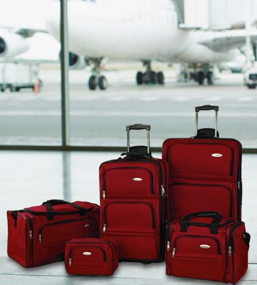 Review of Samsonite 5 Piece Nested Luggage Set