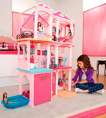 Review of Barbie FFY84 Dreamhouse