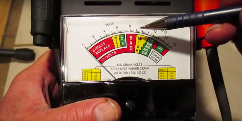 Review of NOCO BTE181 100 Amp Battery Load Tester