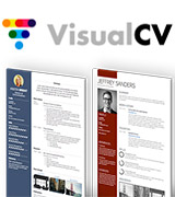 VisualCV Resume Builder
