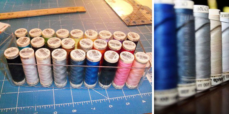Review of Gutermann Sewing Thread Box