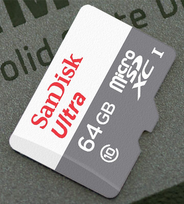 Review of SanDisk SDSQUNB-064G-AZFMN