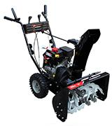Power Smart DB7659A Gas Powered Snow Thrower with Electric Start