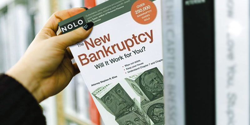 Detailed review of NOLO The New Bankruptcy
