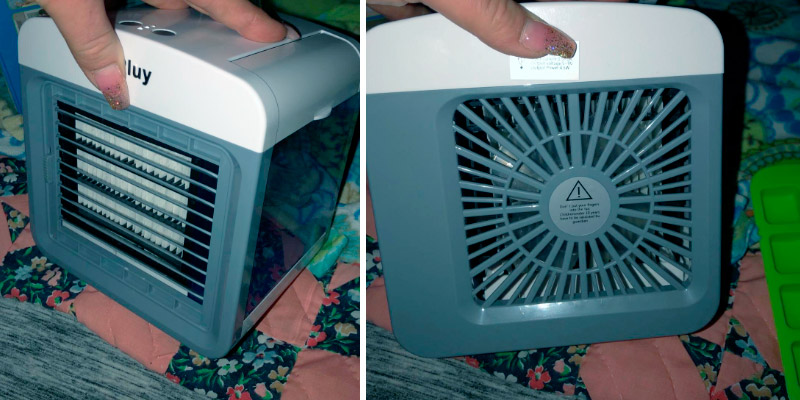 Review of EigPluy Personal Air Cooler
