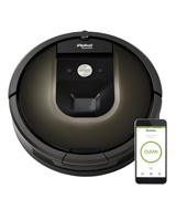 iRobot Roomba 980 Navigation with Visual Localization