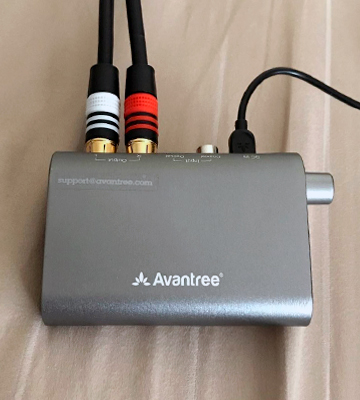 Review of Avantree DAC02 Digital to Analog Audio Converter