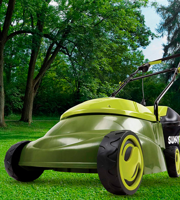 Review of Sun Joe MJ401E Electric Lawn Mower