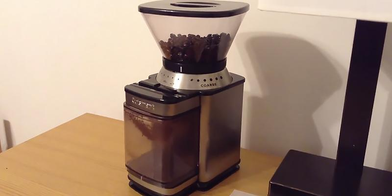 Detailed review of Cuisinart DBM-8 Supreme Grind Automatic Burr Mill