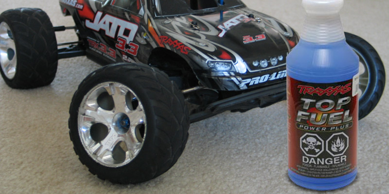 Review of Traxxas Racing Top RC Fuel