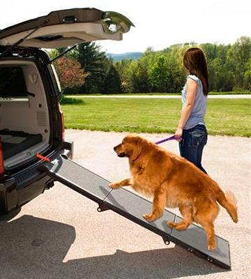 Review of Pet Gear Tri-Fold Pet Ramp