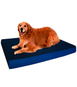 DogBeg4Less HSCD Waterproof Orthopedic Memory Foam
