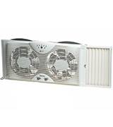 Holmes HAWF2043 Dual Blade Window fan with One Touch Thermostat