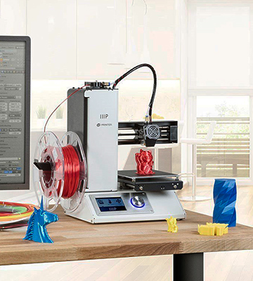 Review of Monoprice Select Mini 3D Printer