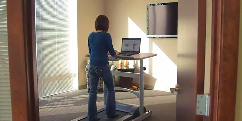 Review of LifeSpan TR1200-DT5 Treadmill with Desk