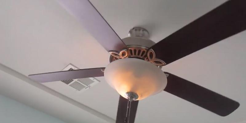 Review of Emerson CF712ORB Ceiling Fan
