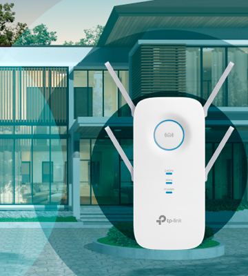 Review of TP-LINK AC2600 (RE650) Dual Band Wi-Fi Range Extender, 4x4 MU-MIMO