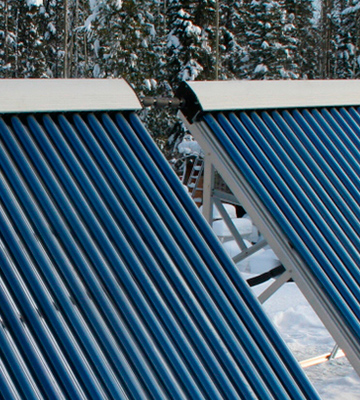 Review of Duda Solar DS-SC5814-15T-45deg Solar Water Heater Collector