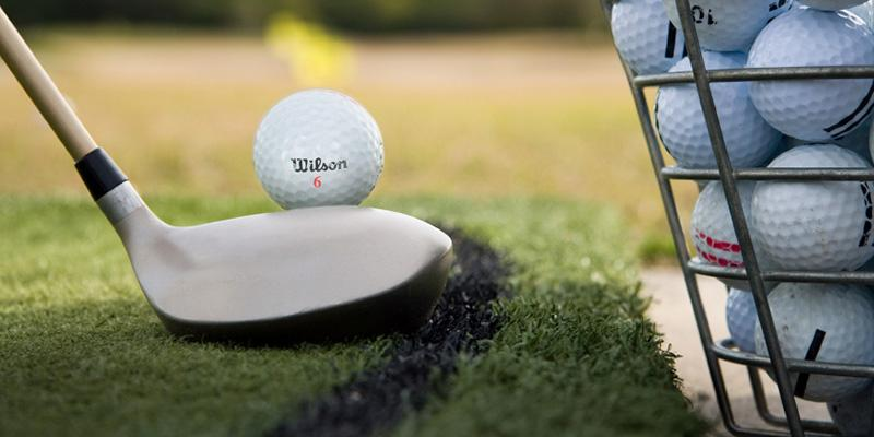 Review of Wilson Titanium 18-pack Golf Balls